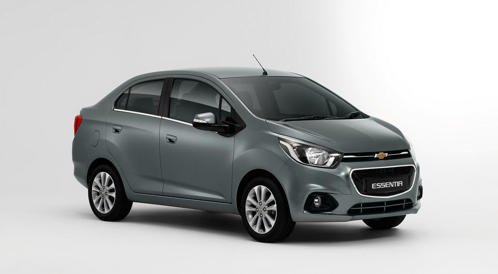 Марка Chevrolet вывела натесты новый бюджетный седан