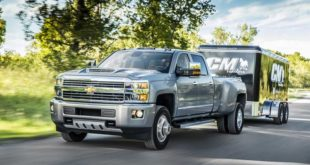 2017 Chevrolet Silverado 3500HD HighCountry
