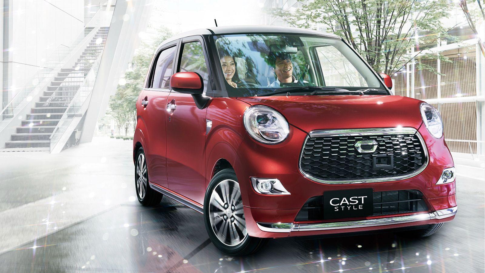 Тойота и Дайхацу займутся производством мини-каров для развивающихся рынков