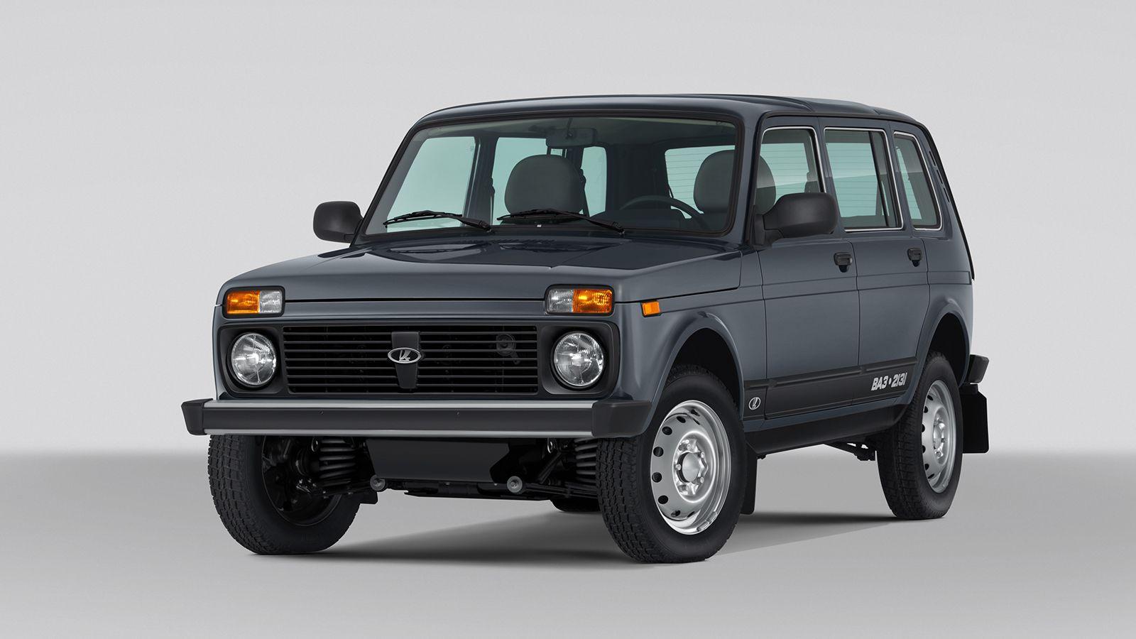 Lada 4x4 (5 дверей)