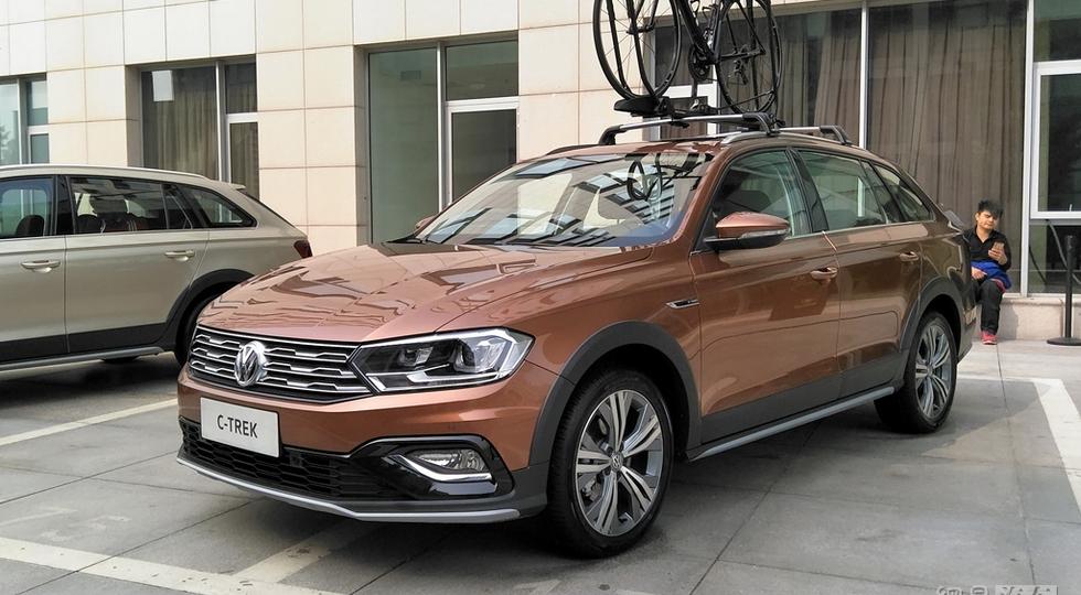 Представлен новый кросс-универсал VW