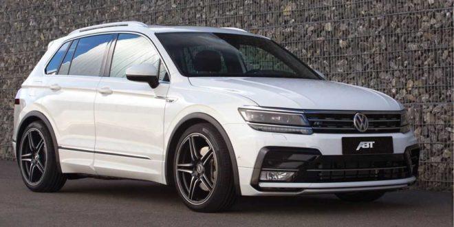 ABT Sportsline прокачало Volkswagen Tiguan