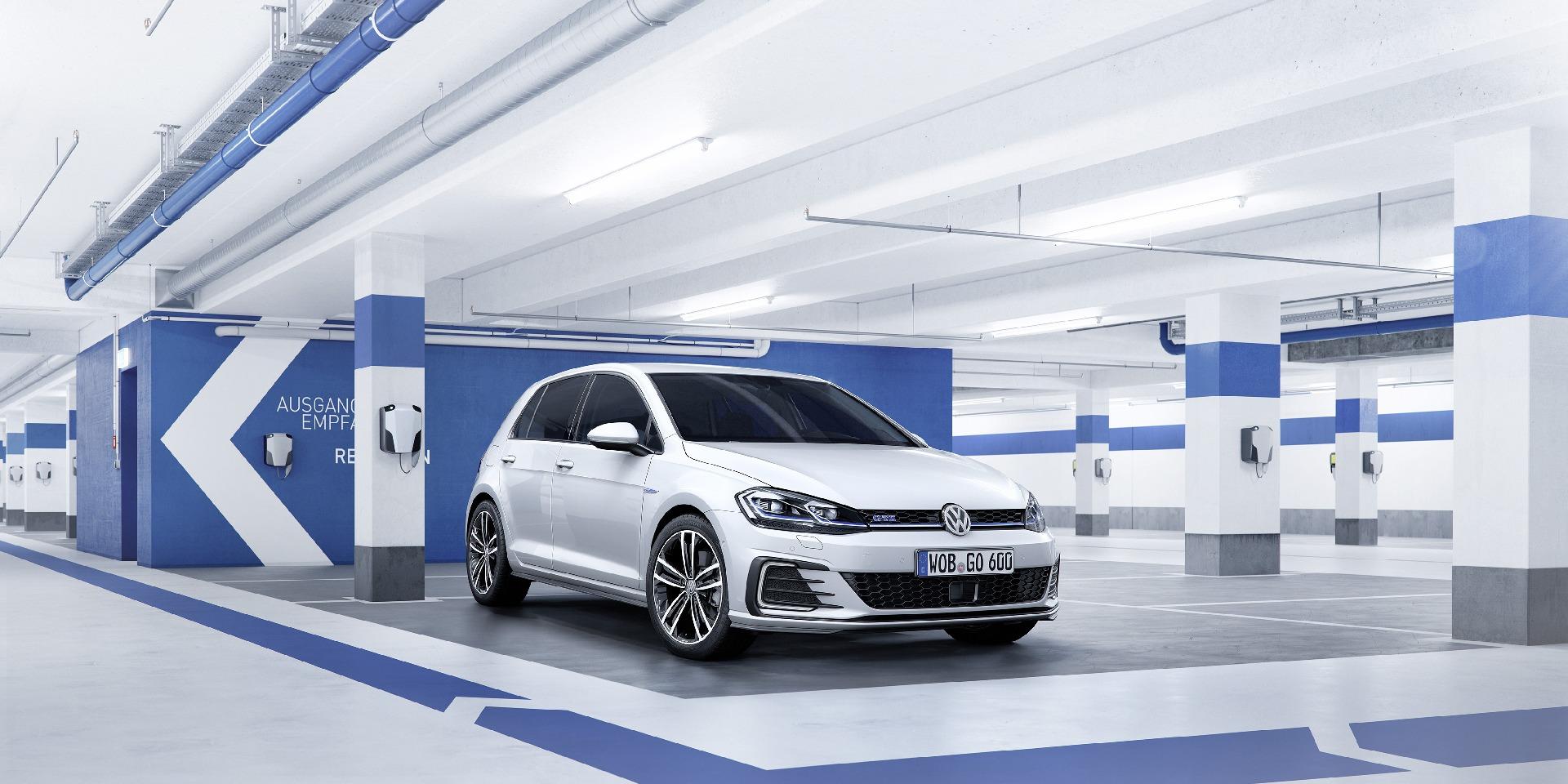 Volkswagen Golf GTE 2017