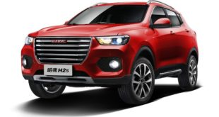 Haval H2s Red Label