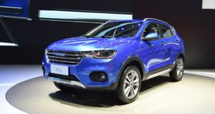 Haval H2s Blue Label