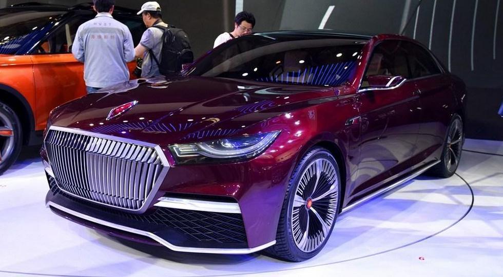 Hongqi B-Concept