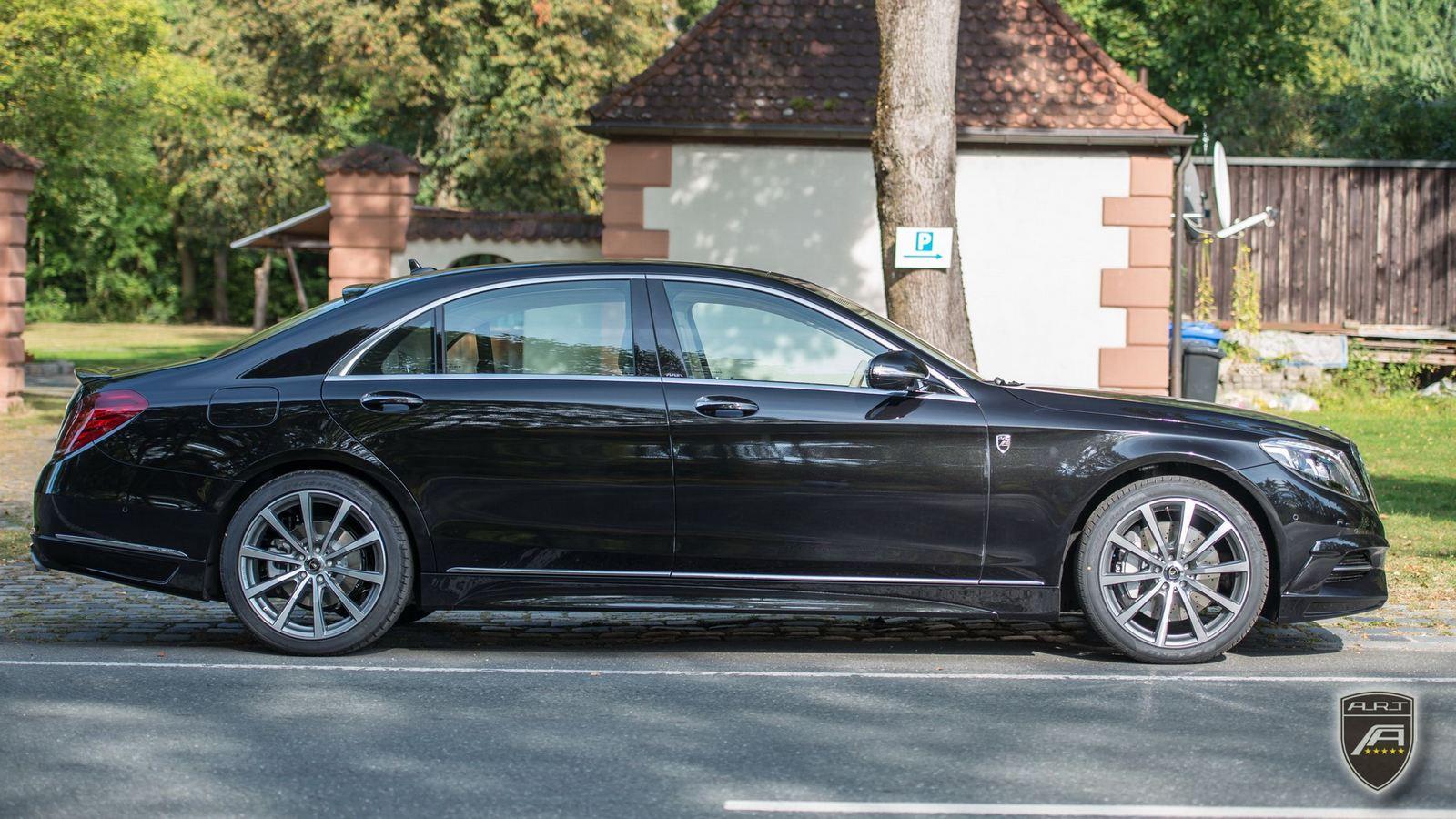 Mercedes-Benz S-Class W222 от A.R.T.