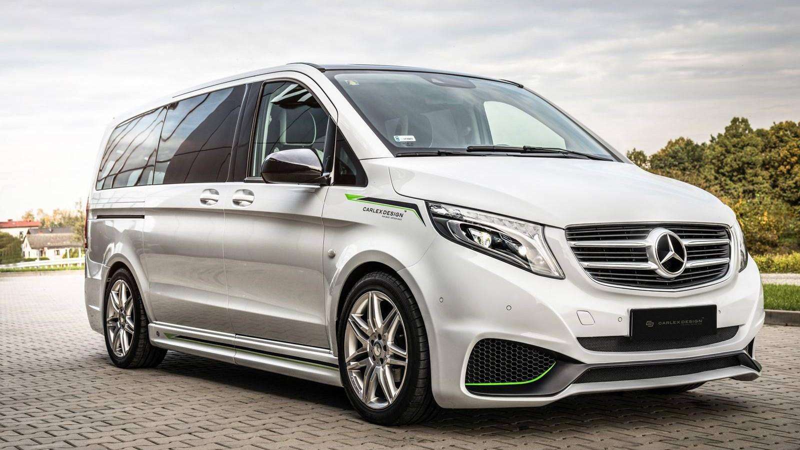 Mercedes-Benz Vito от Carlex Design
