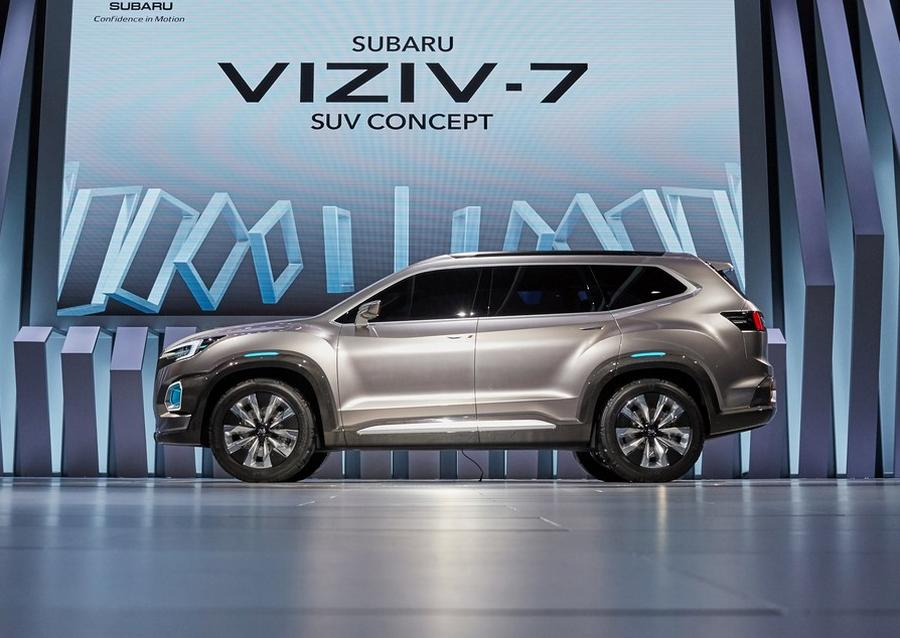 Subaru Viziv-7