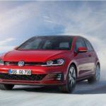 Volkswagen Golf 2017 (утечка)