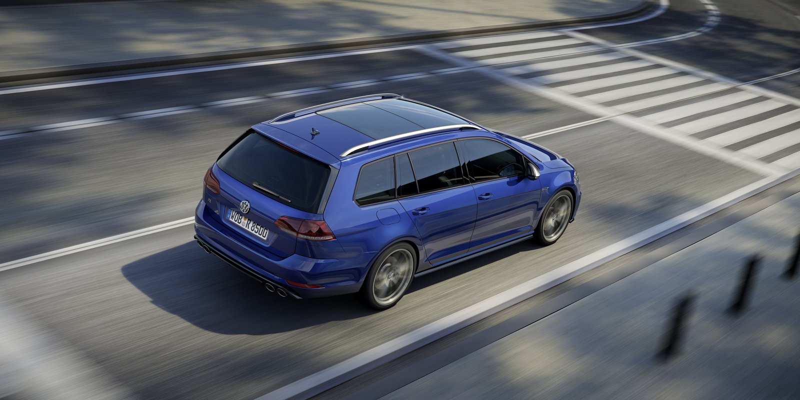 Улучшенный VW Golf Rполучил дополнительные 10 «лошадок»