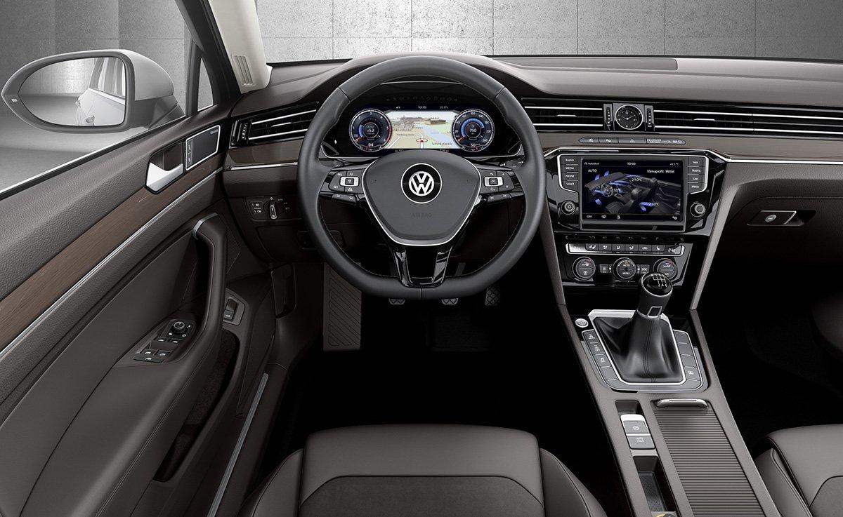 Volkswagen Passat und Passat Variant