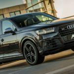 Audi SQ7 от ABT Sportsline