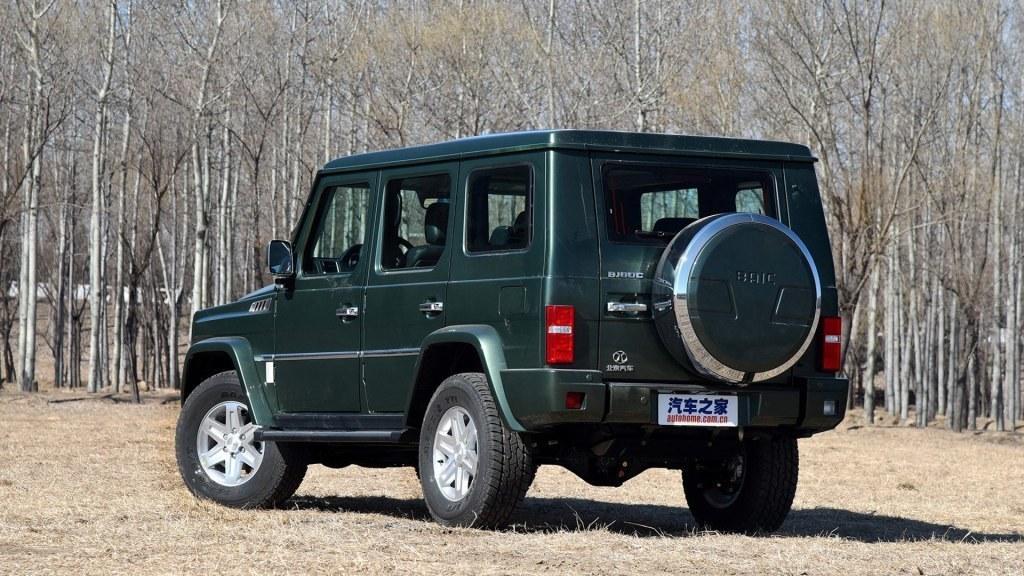 Beijing BJ80