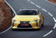 Купе Lexus будут комплектовать шинами Bridgestone