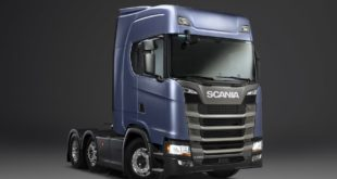 Next Generation Scania: Exterior