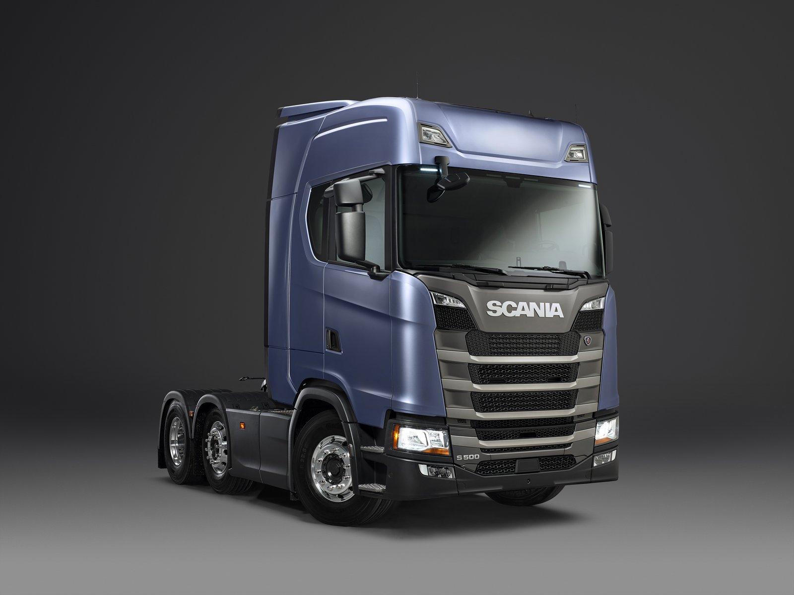 Вевропейском тесте «1000 Point Test» одержал победу грузовой автомобиль Scania S500