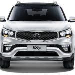 Kia KX7 официальное фото