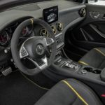 Mercedes-Benz GLA 45 AMG Yellow Night Edition
