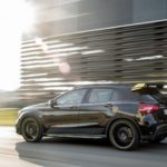 Mercedes-Benz GLA 45 AMG Yellow Night Edition