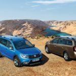 Dacia/Renault Logan MCV StepwayDacia/Renault Logan MCV Stepway