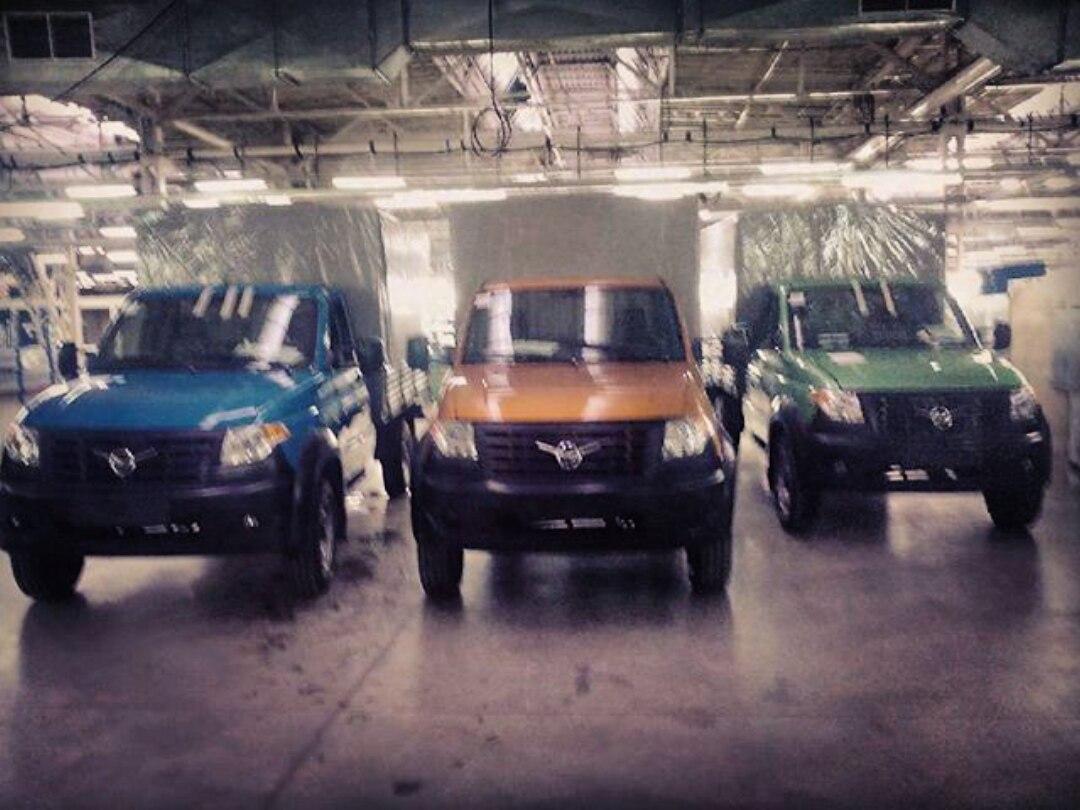 Новый грузовой автомобиль отУАЗа будет конкурентом для «Газели»