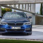 BMW 5 Series Touring 2017BMW 5 Series Touring 2017