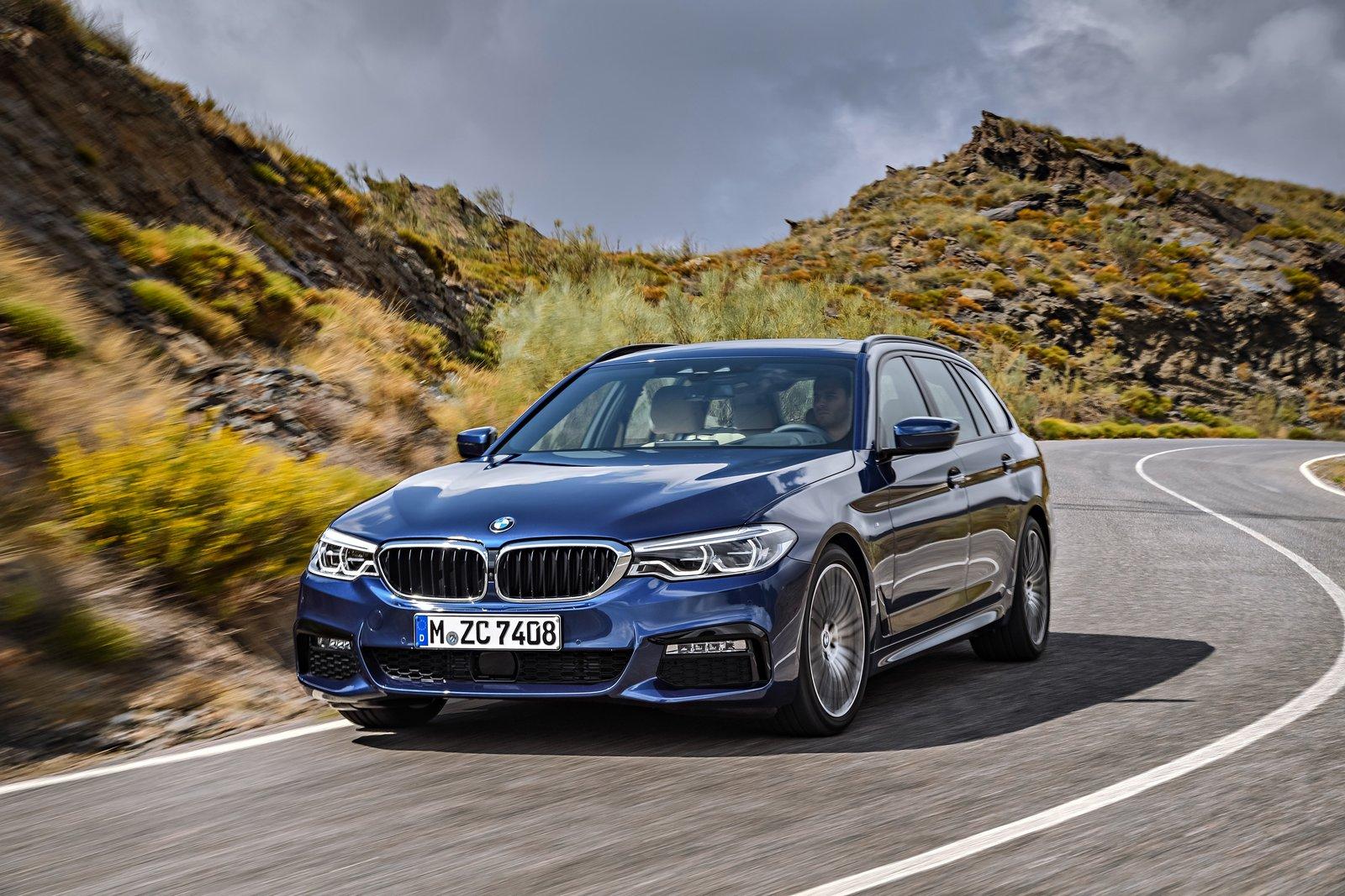 BMW 5 Series Touring 2017
