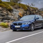 BMW 5 Series Touring 2017