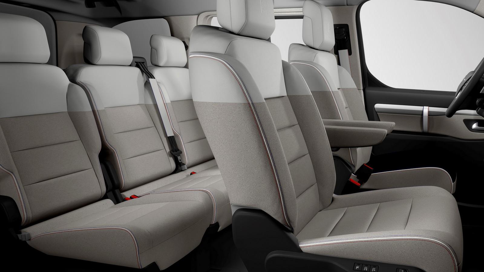 Компания Ситроен презентует вЖеневе концепт-кар модели SpaceTourer 4X4 Ë Concept