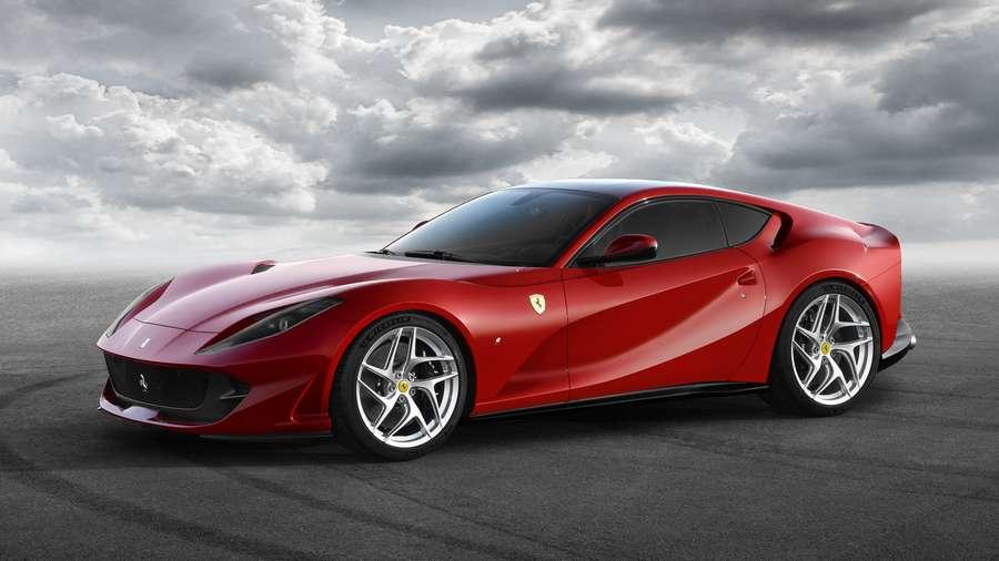 Ferrari F12 Superfast
