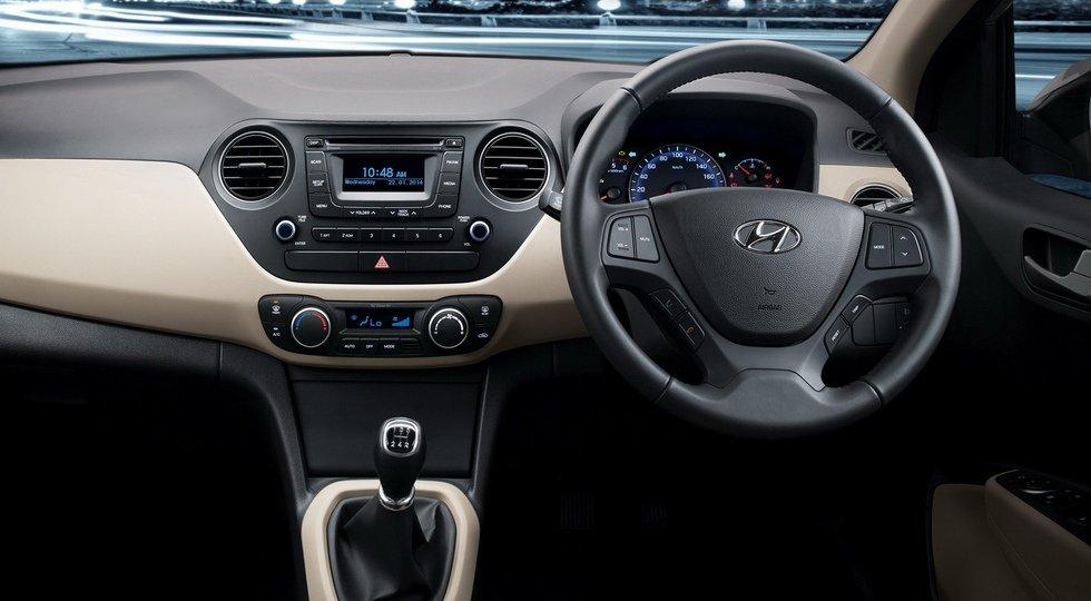 Актуальный Hyundai Xcent