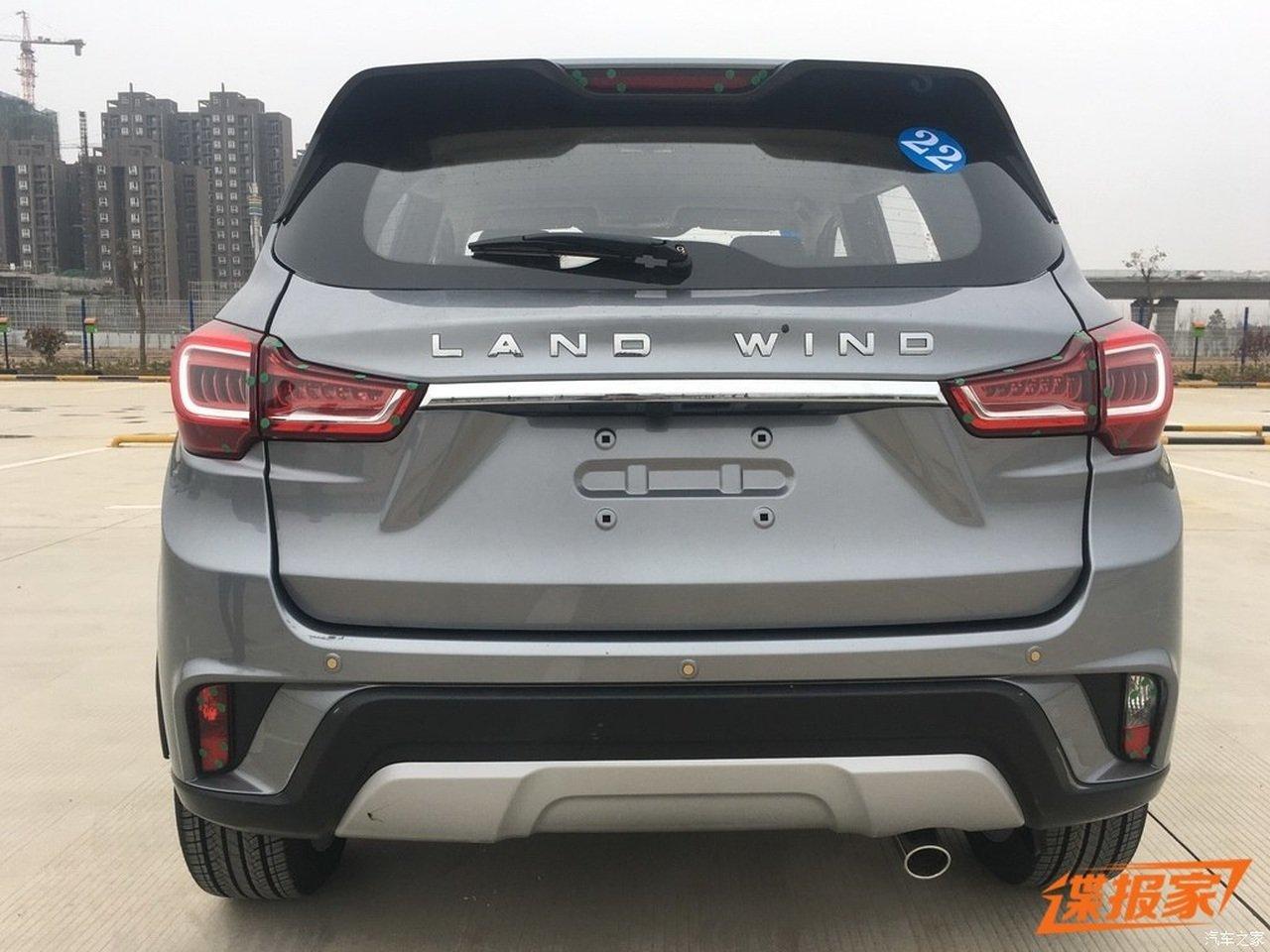 Landwind E36 - клон Lada Xray/Vesta