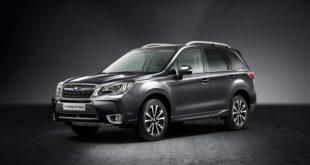 Subaru Forester S Limited mini