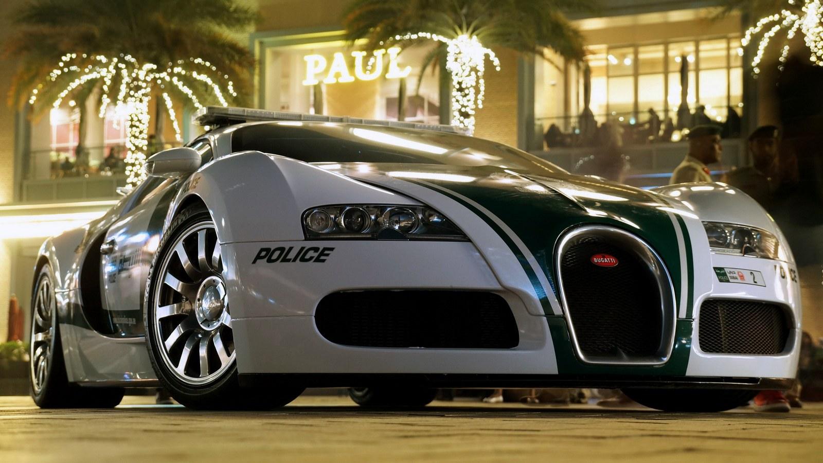 bugatti_veyron_police