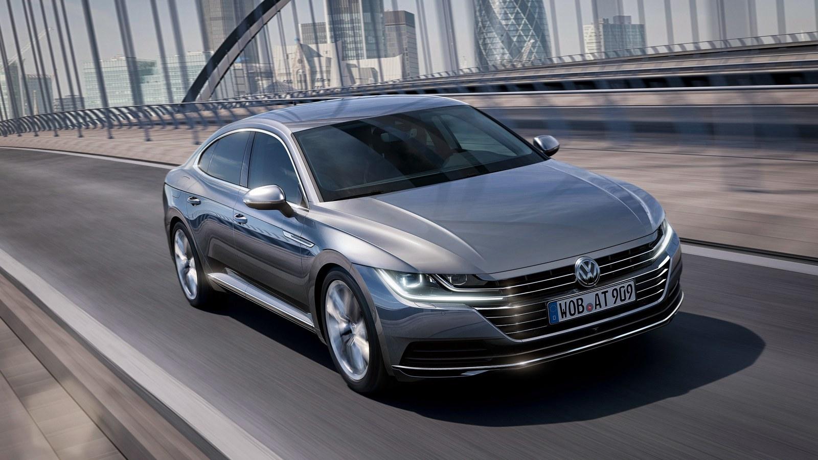 Известна цена VW Arteon: вгосударстве Украина продажи сиюня