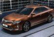 Обновилась Toyota Camry для российского рынка