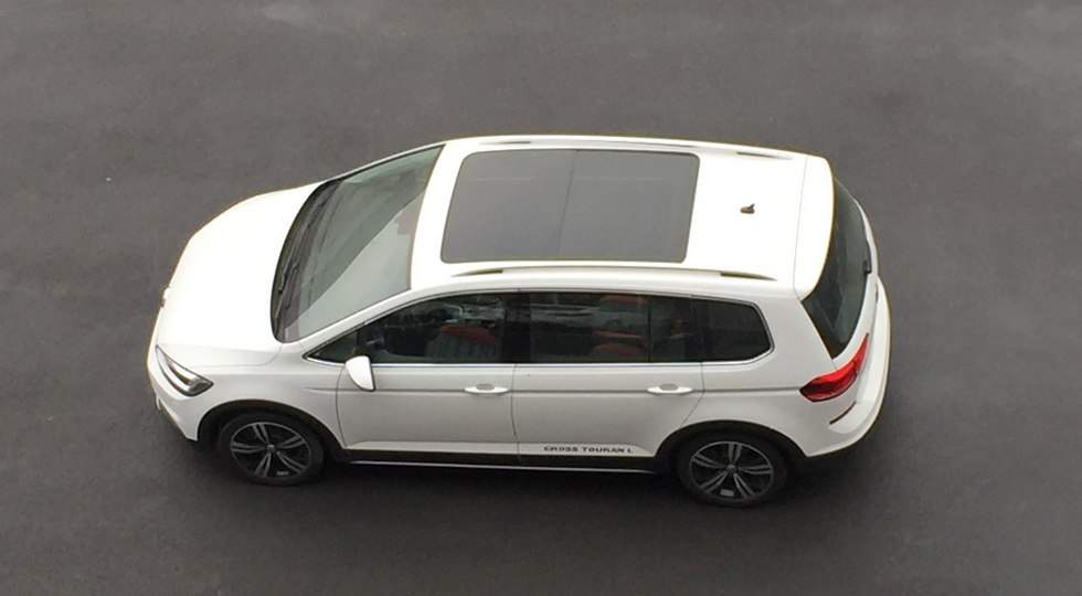 Volkswagen Cross Touran L