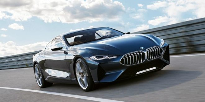 BMW 8 Series: купе представили официально