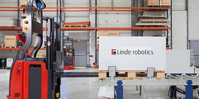 Linde расширила линейку складской техники