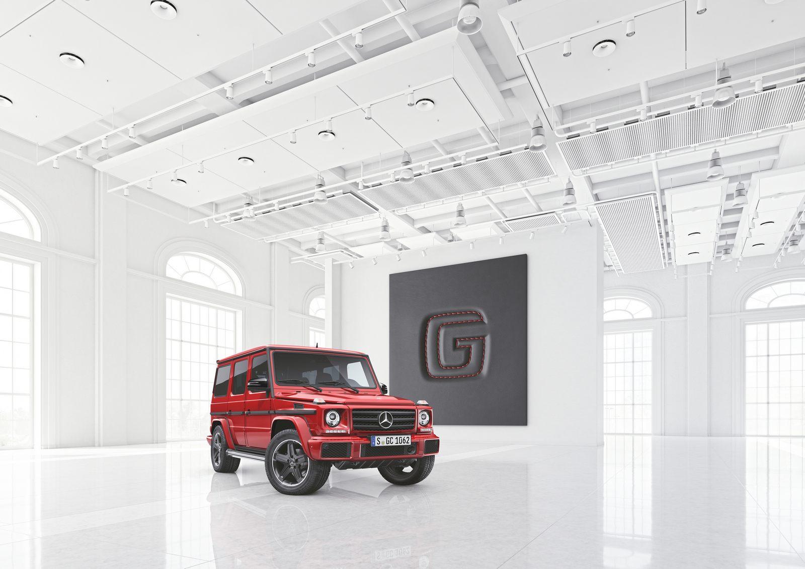 G-Klasse, (W463), 2017  - Sondermodelle
