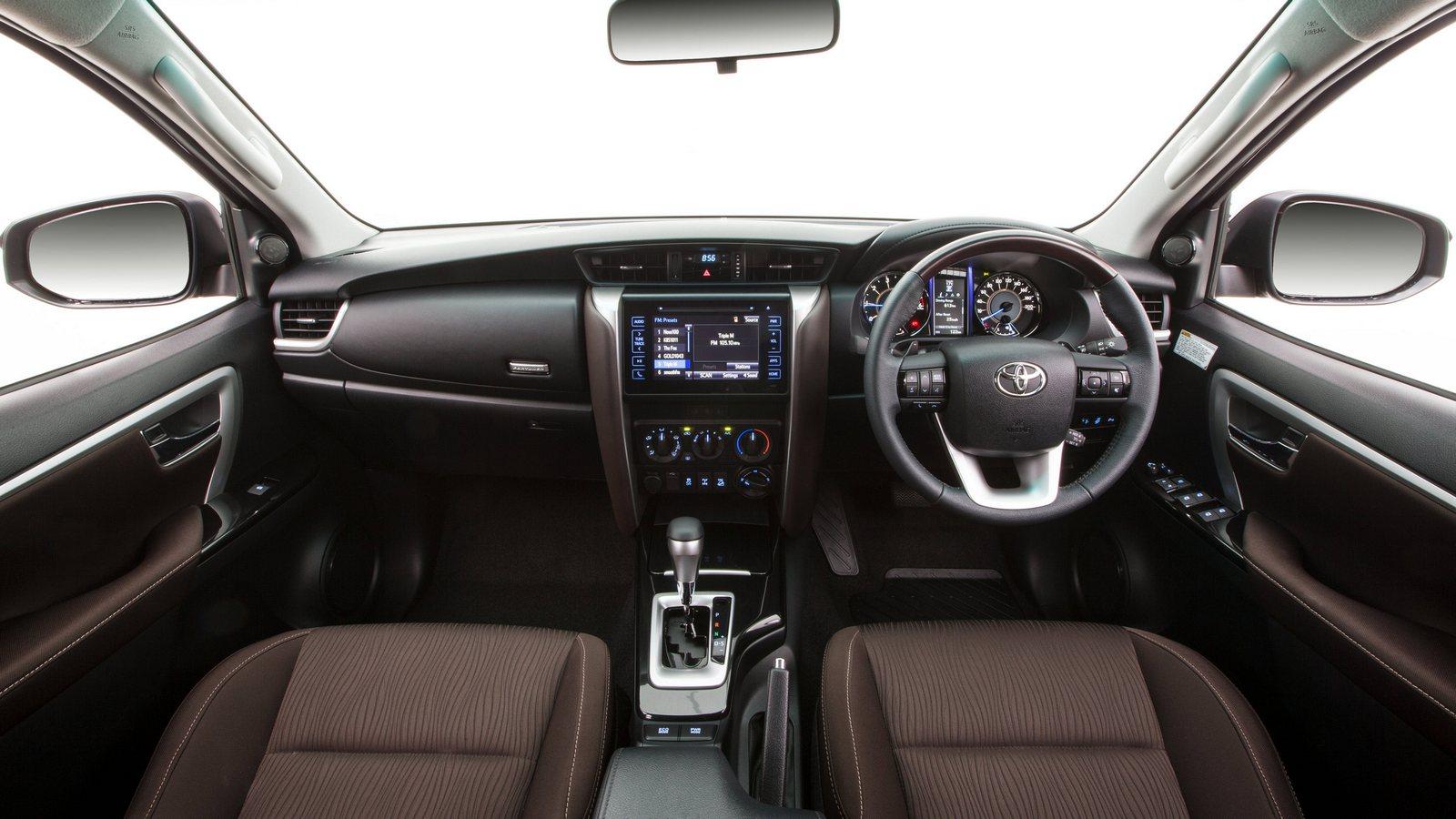 2015 Toyota Fortuner GXL