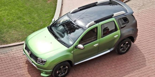 Renault Duster: прокачка «бюджетника» от индийских тюнеров