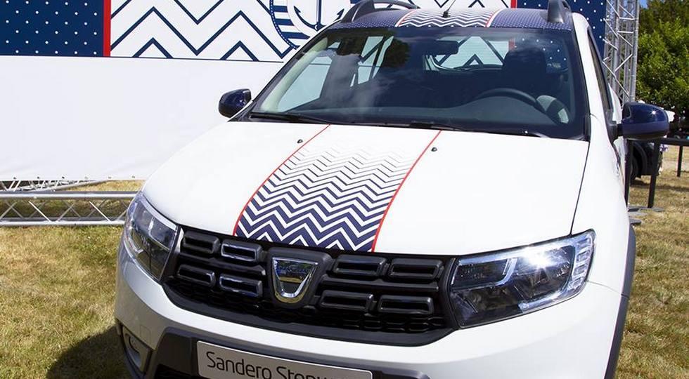 Дасиа представила три особенные версии кросс-хэтча Sandero Stepway