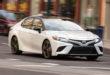 Вскоре начнутся продажи новой Toyota Camry