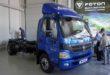 Foton Motor вскоре представит новые грузовики