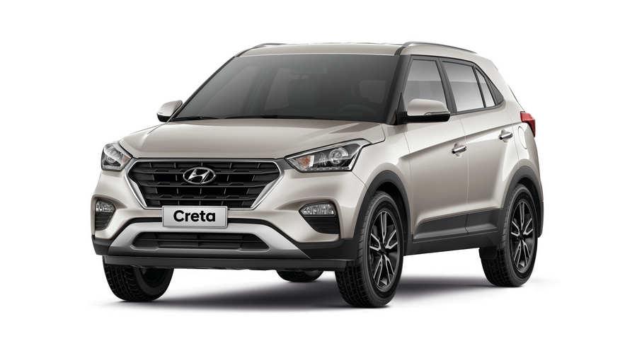 Hyundai Creta (бразильская версия)