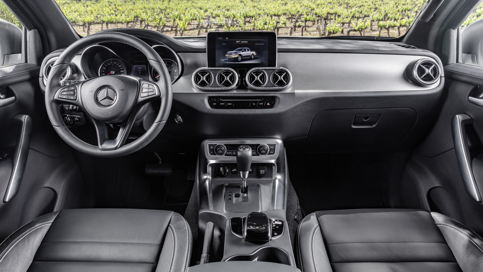 Mercedes-Benz X-Klasse – Power Interieur