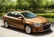 Chevrolet Cavalier будет продаваться за пределами Китая