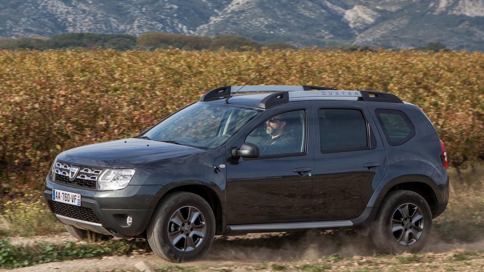Dacia Duster (текущее поколение)